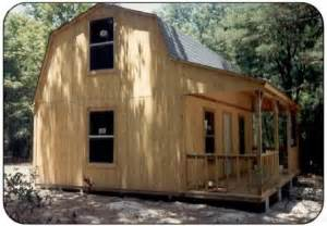 Lofted barn cabin what do you call for to build a wood garden shed