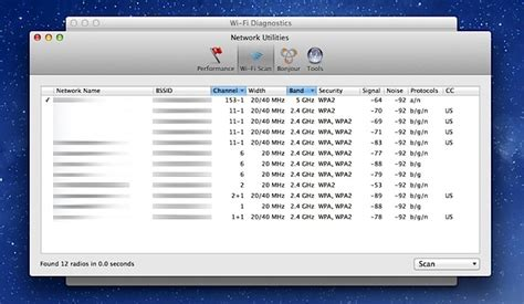 Can See What You Search On Their Wifi Wi Fi Scanner Tool Is In Mac Os X Here S How To Use It