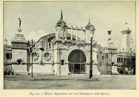 consolato olandese in italia file expo 1906 di padiglione della marina ing