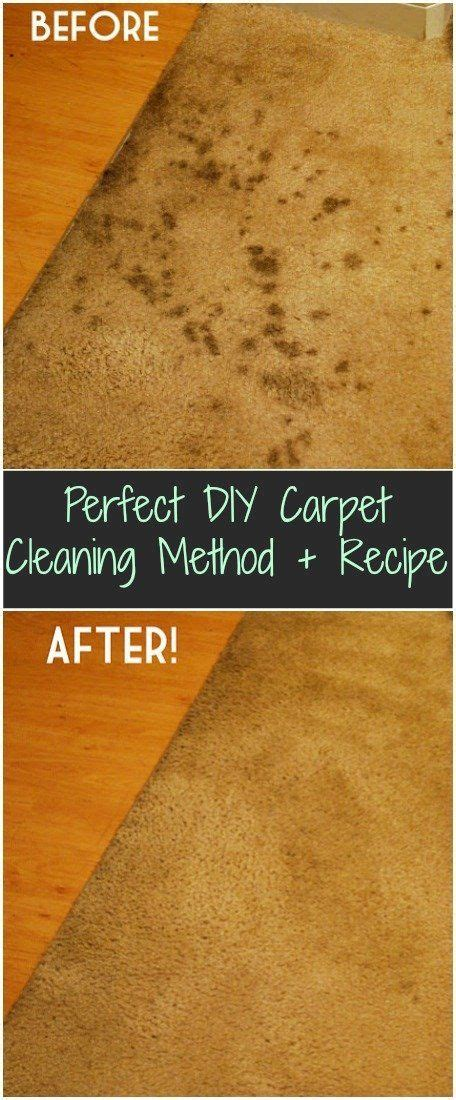rug cleaner recipe diy carpet cleaning method recipe stains carpets and sprays
