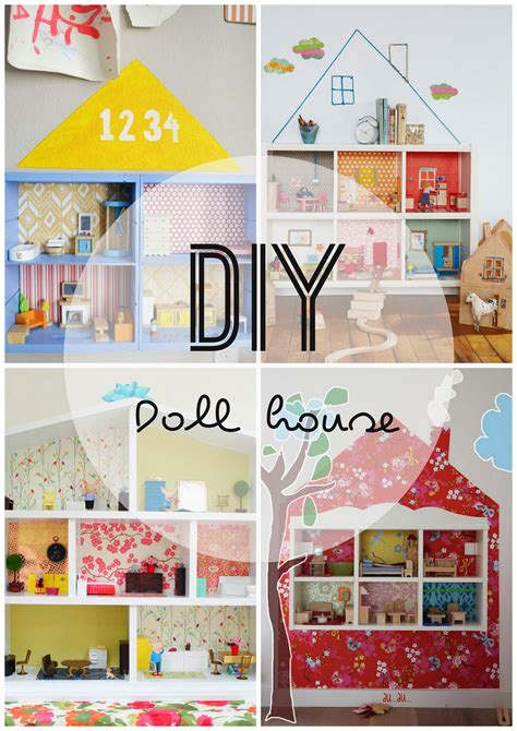 dolls house diy diy doll house dotspots carrots