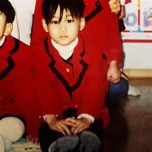 Favorite pre debut baby pictures kpop