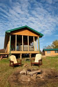 one bedroom tub log cabins in the shawnee forest