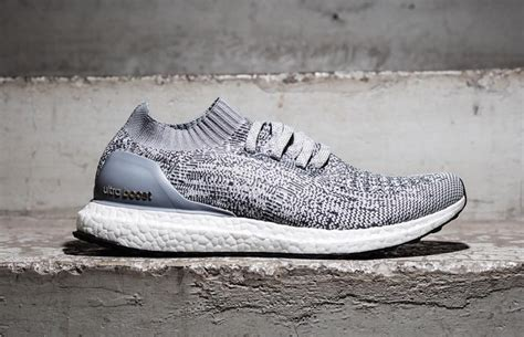 adidas ultra boost uncaged grey sneaker bar detroit