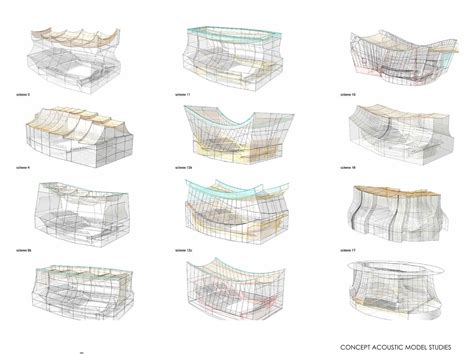 Program For Floor Plans bing concert hall ennead architects archdaily