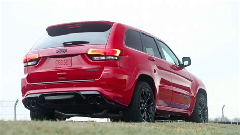 nueva jeep grand trackhawk 2018