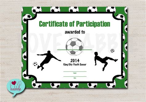 free sports certificate templates 6 sports certificate templates certificate templates