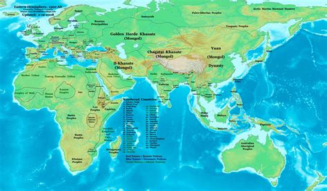 eastern hemisphere map whkmla history of denmark