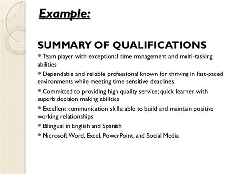 Sample Of Resume Objectives by Jan 15 2015 Developing A Professional Resume