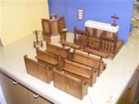 dolls house church tumdee dolls house miniature church accessories