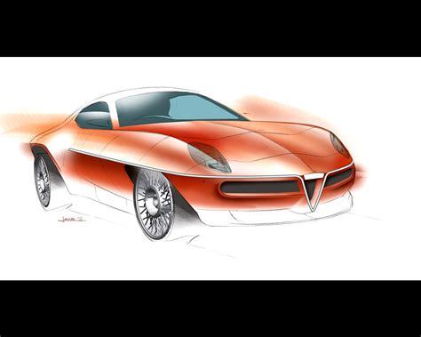 alfa romeo disco volante concept 2012 by touring