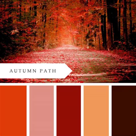 fall color schemes top fall trend color schemes for your home decor