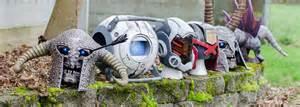 mask amp helmet cosplay builds punished props