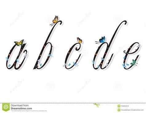 College Met Kleine Letter Of Hoofdletter Kleine Letter Met Vlinders En Vlakke Schaduwen 1 Stock Afbeeldingen Afbeelding 16404414
