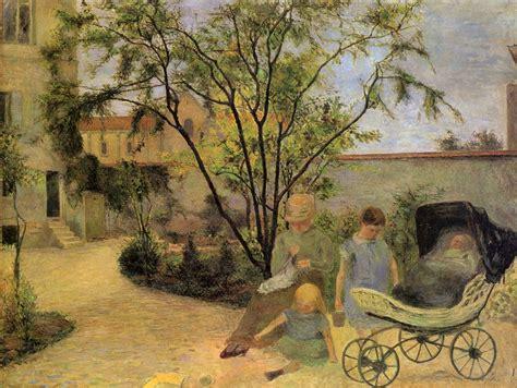 Paul The Gardener by Light Reveals New Details Of Gauguin S Creative Process