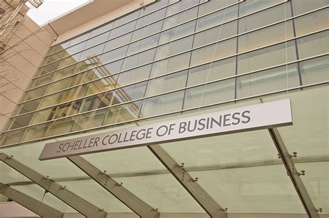 Tech Scheller College Of Business Mba by Scheller College Of Business Names Seven Chairs And