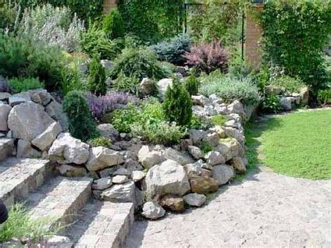 Beautiful Rock Gardens Rock Garden Design Tips 15 Rocks Garden Landscape Ideas
