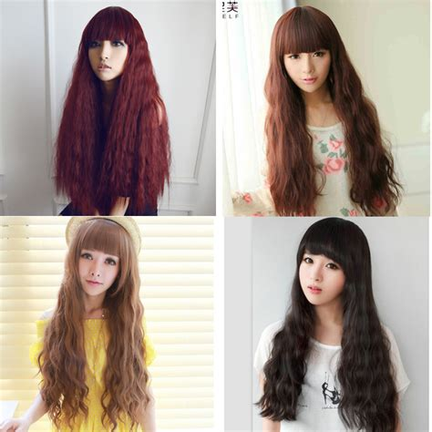 how to buy tokyo styles wigs harajuku anime cosplay wig synthetic long curly girls