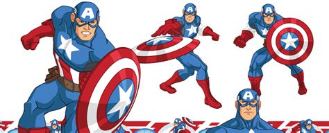 captain america wallpaper border avengers clip art choice image wallpaper and free download