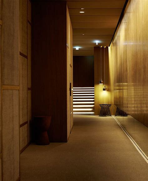 Wall Colors And Mood four seasons spa interior design by patricia urquiola