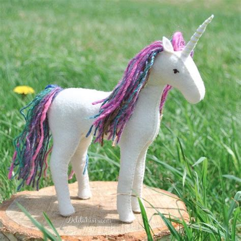 pinterest horse pattern sew your own felt horse or unicorn with this easy to