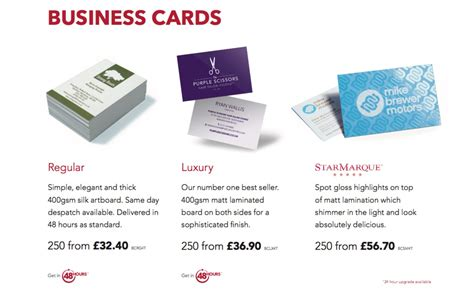 48 hour print business card template business cards 24 hours uk image collections card design