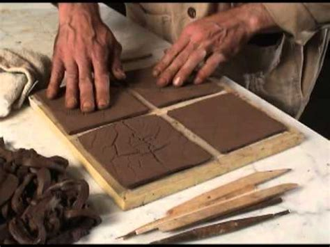 How To Make Handmade Tiles - ceramic tile