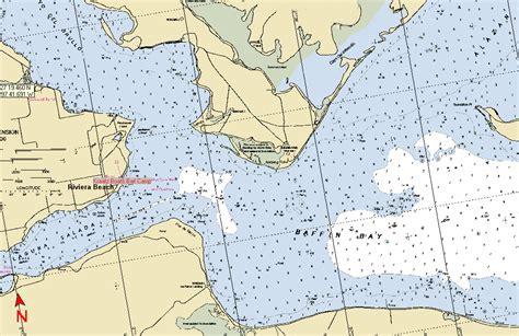 baffin bay texas map baffin bay3