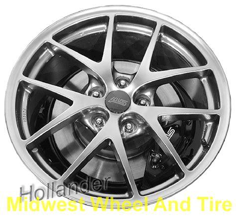 subaru factory wheels subaru wrx 68830b oem wheel 28111va050 oem original