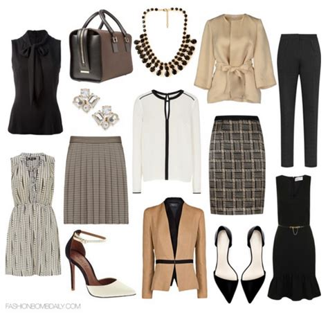 what to wear to a work winter 2013 style inspiration what to wear to a work