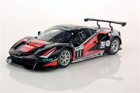 ferrari 488 modified ferrari 488 gt3 spa 2016 11 kessel racing 1 43
