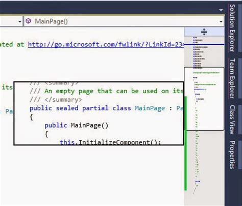 format html code in visual studio 2013 may 2014 saaction things i like about c sql server