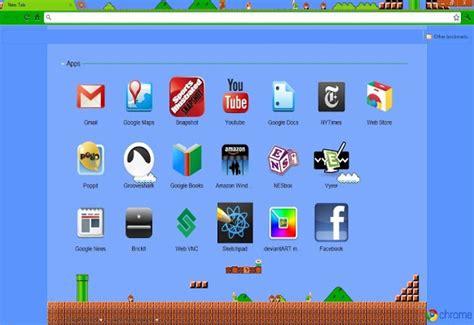 google slides themes mario super mario bros chrome web store