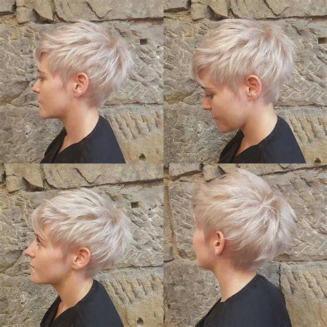 trendy pixie haircuts short hair styles  women