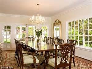 mansion white dining room hilary duff buys a 3 85m beverly hills mansion ahead of