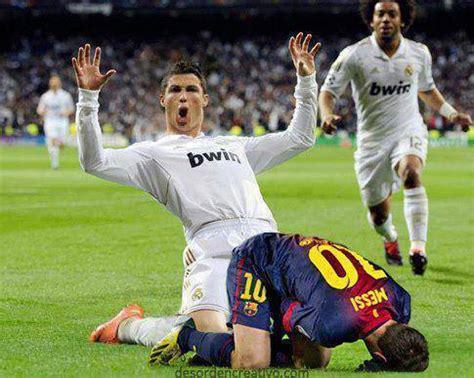 imagenes de risa real madrid vs barcelona lionel messi un farsante deportes taringa