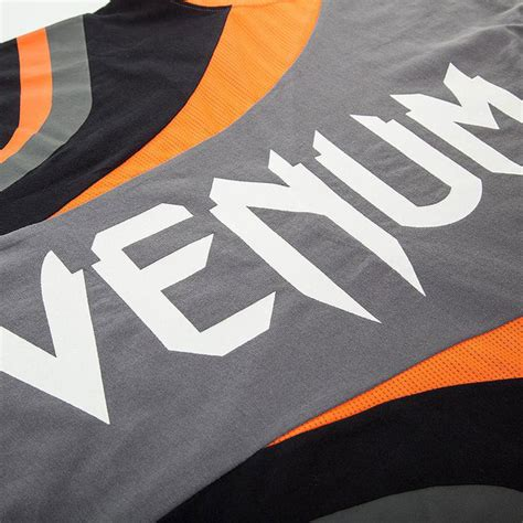 Venum Shockwave 3 T Shirt In Grey venum shockwave 3 shirt