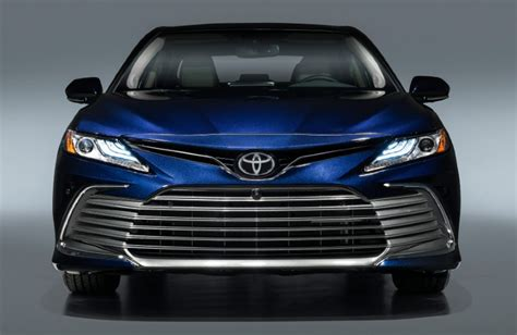 toyota camry  released