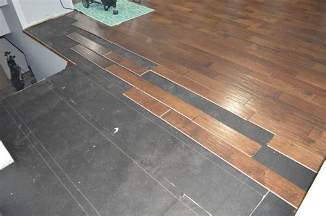what we learned about laying hardwood flooring part 1 loving here