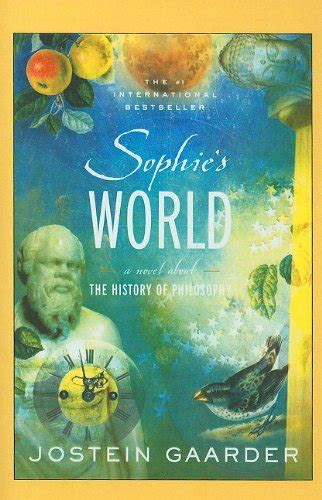 sophies world a novel sophie s world a novel about the history of philosophy أبجد
