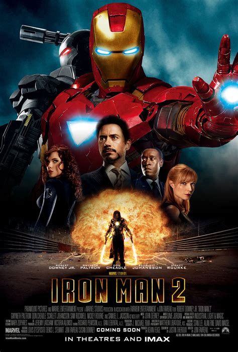 film marvel iron man iron man 2 critique du film marvel chronique disney