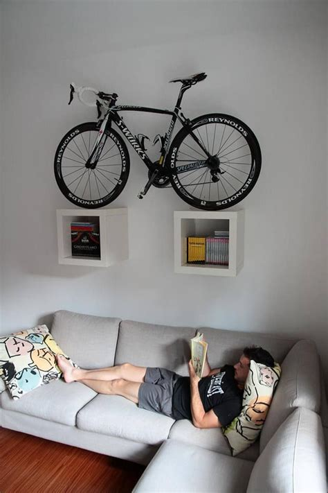 living room bike rack best 25 hanging bike rack ideas on wall bike rack bike storage and bike rack