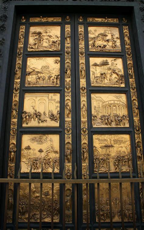 porte firenze portes du paradis florence italie florence firenze
