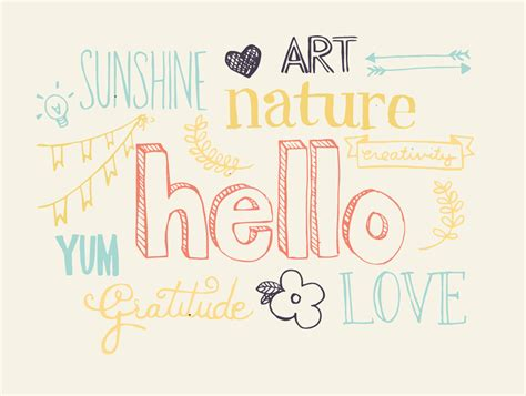 hand lettering tutorial love sketch drawing quotes