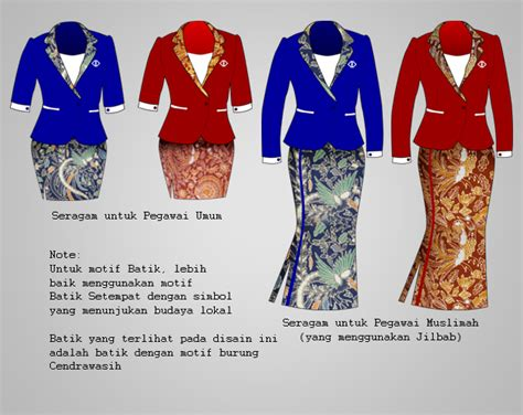 Seragam Kantor Wanita Sribu Accounting And Financial Office Clothing