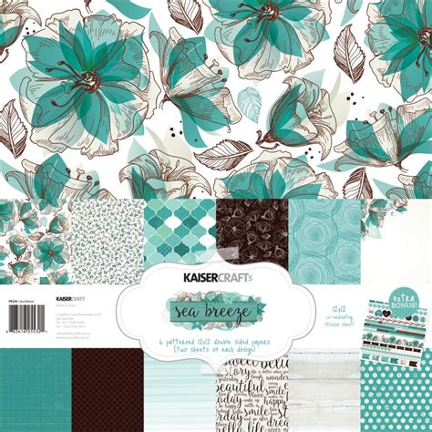 Kaiser Craft Paper - kaisercraft scrapbooking paper collections sts ink