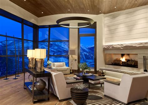 interior design llc artisan crafted vacation home caters to crowds in aspen