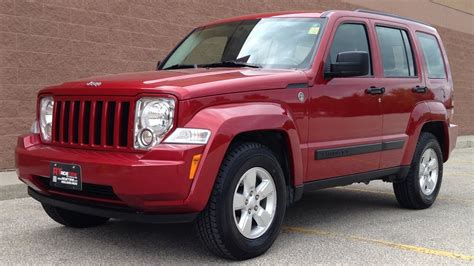 Jeep Time 2010 jeep liberty sport 4wd from ride time in winnipeg mb