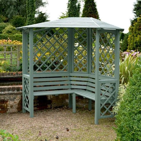 Wooden Arbour Arbours Largest Selection Of Arbours In Uk