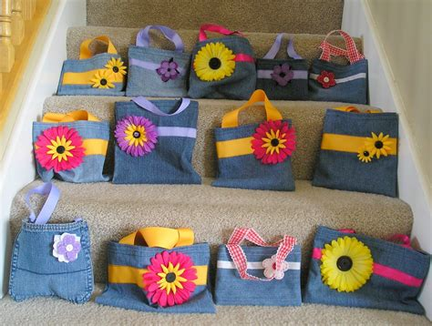 Things Made Out Of Recycled Materials by Diy Recycled Ideas Of Old Jeans Art Amp Craft Youtube